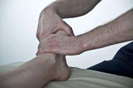 Sesja terapii manualnej